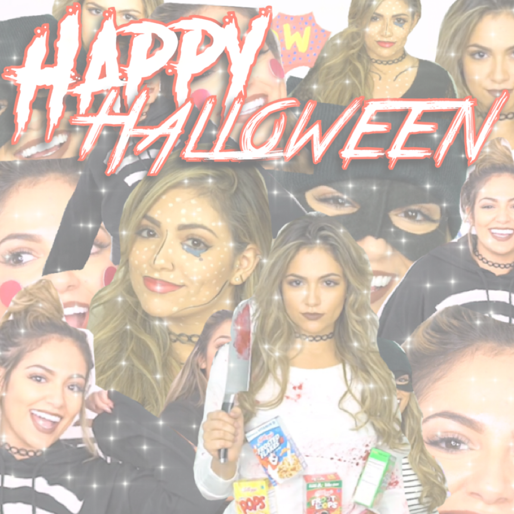❤️CLICK HERE❤️ ❤️ HALLOWEEN ❤️ 7/8 ❤️ Hello! It's Talitha xx Sorry I haven't posted in ages but I just wanted to wish everyone a Happy Halloween!👻