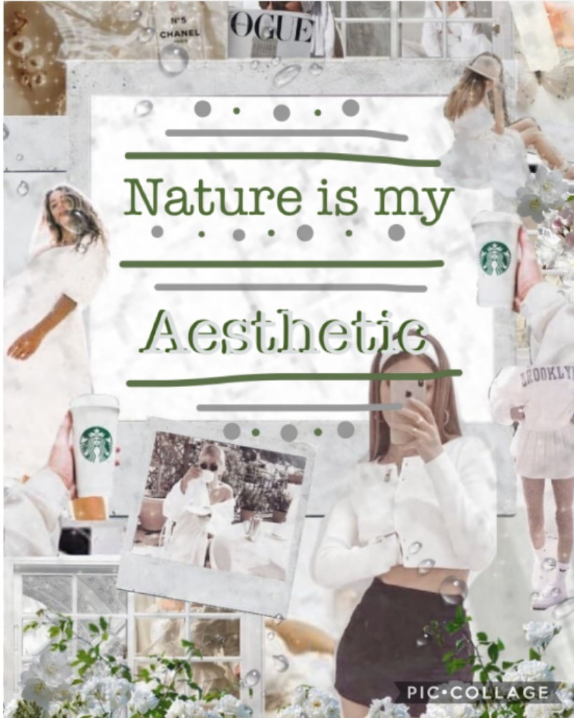 🌿12/11/2020🌿 collab with the AMAZINGG -Poppy- pls pls go follow her she's sooo sooo sweet like I can't even!! she did the GORGEOUSS text and I did the bg :)) GO TEAM NATURE!! make sure to join in this weeks aesthetic: white :)