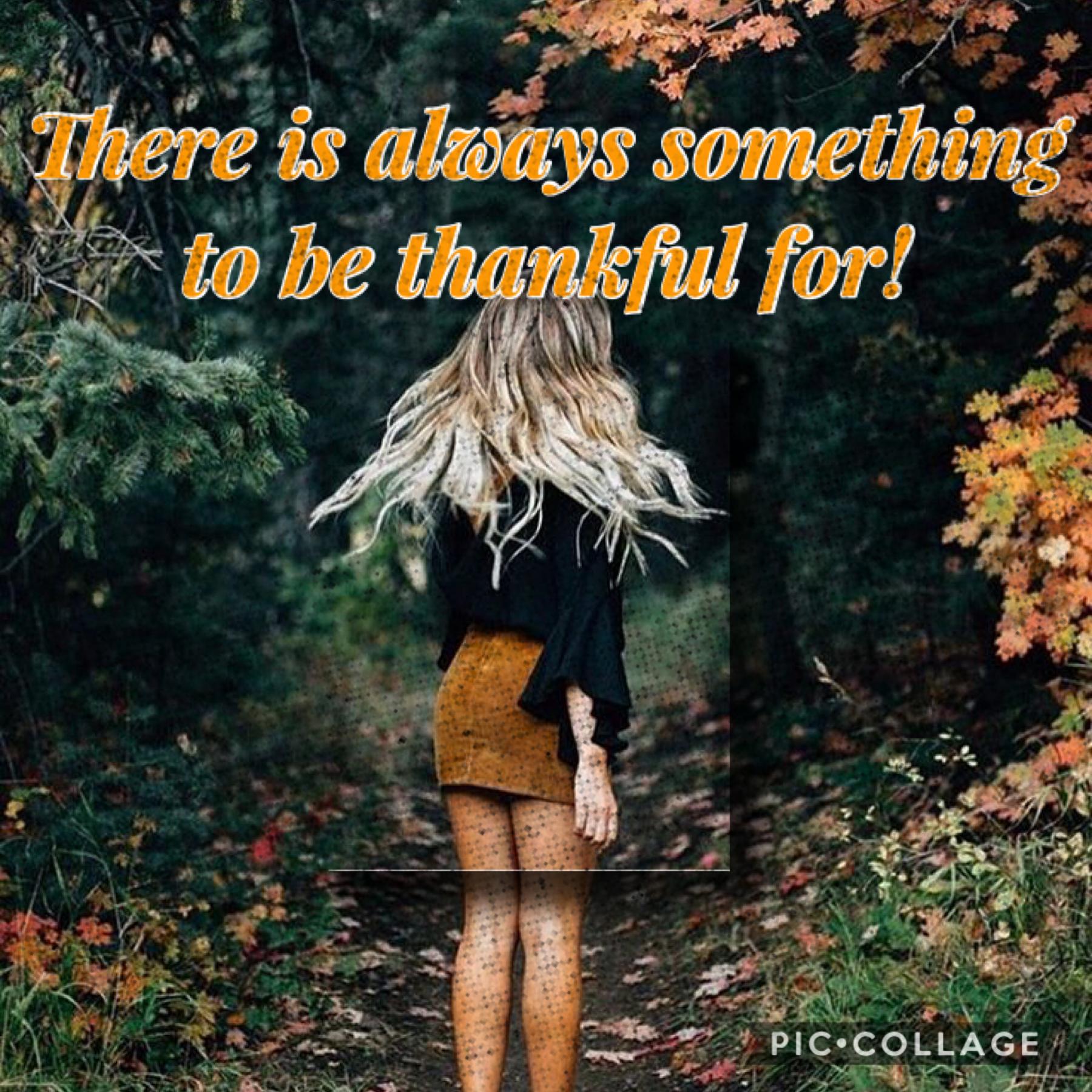 Happy Thanksgiving!🍁