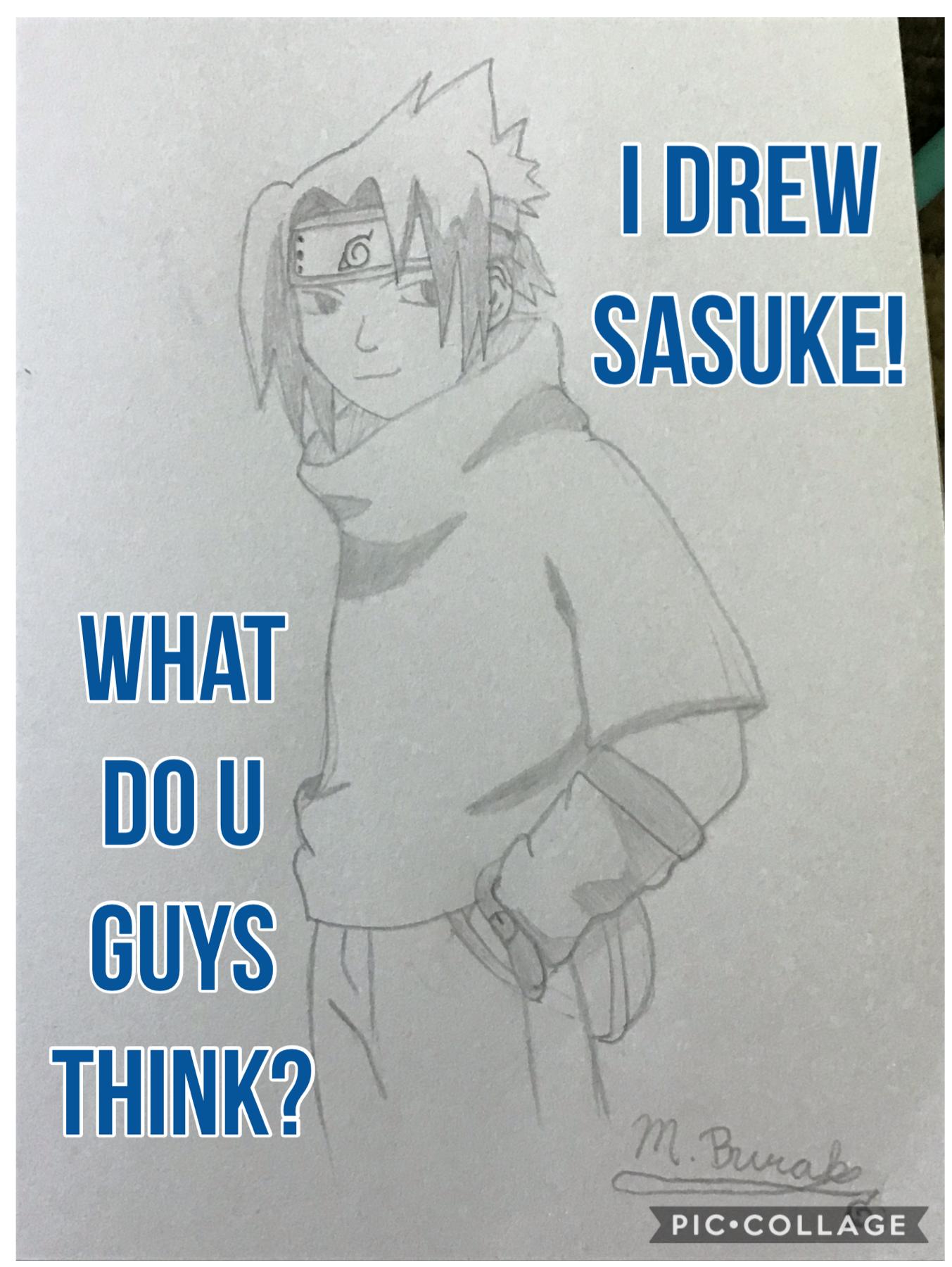 Tap Sasuke