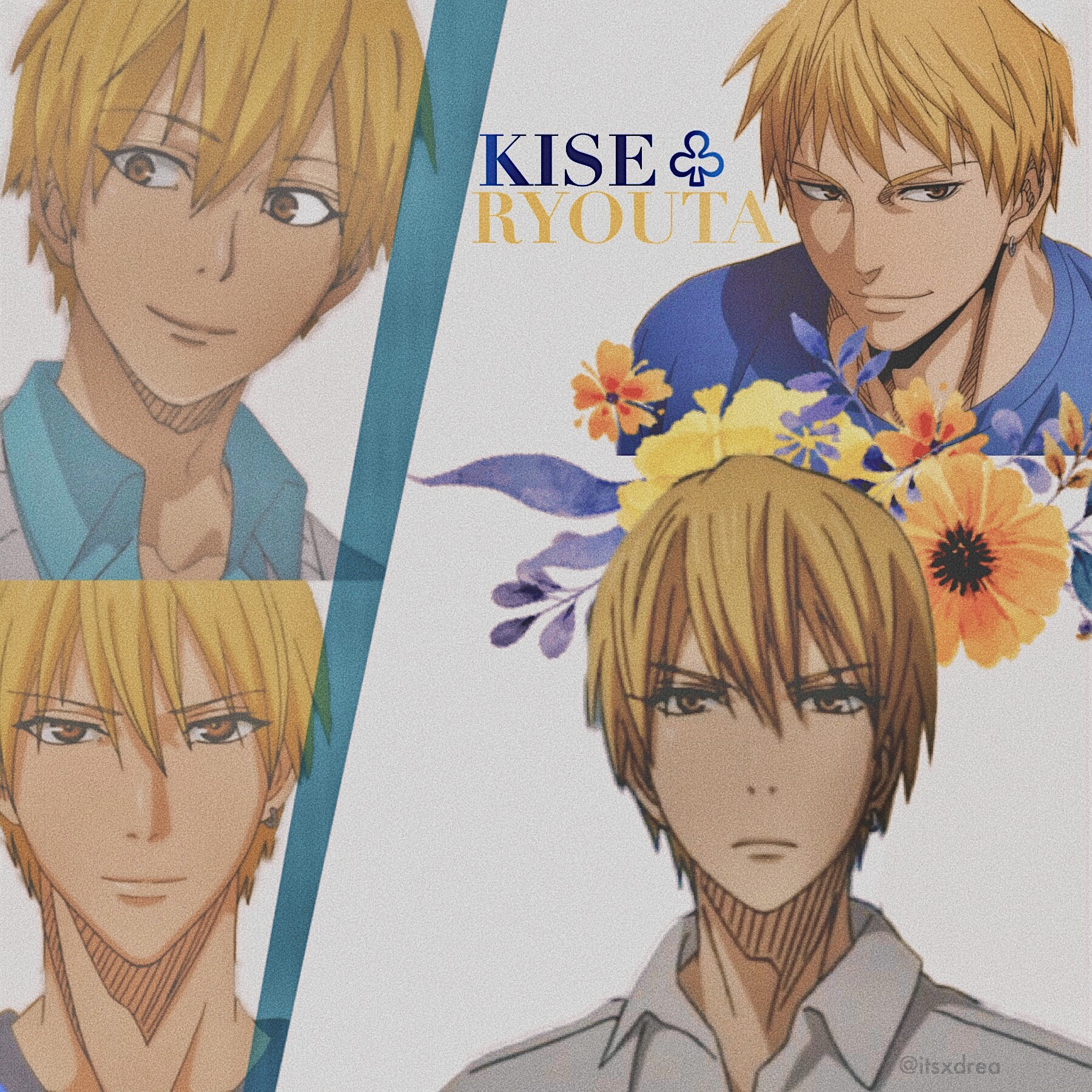 🌠 • kise ryouta // kuroko no basuke • > edit request for @Whoop_Whoop127 < here you go queen, i hope you like it😌 PSA sorry for starting edits late, i had things to do for family last week. but it's all good i'm alive ✨