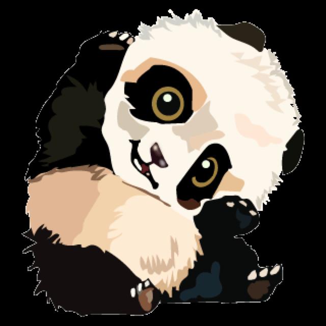 Картинки новым, картинки панда анимация
