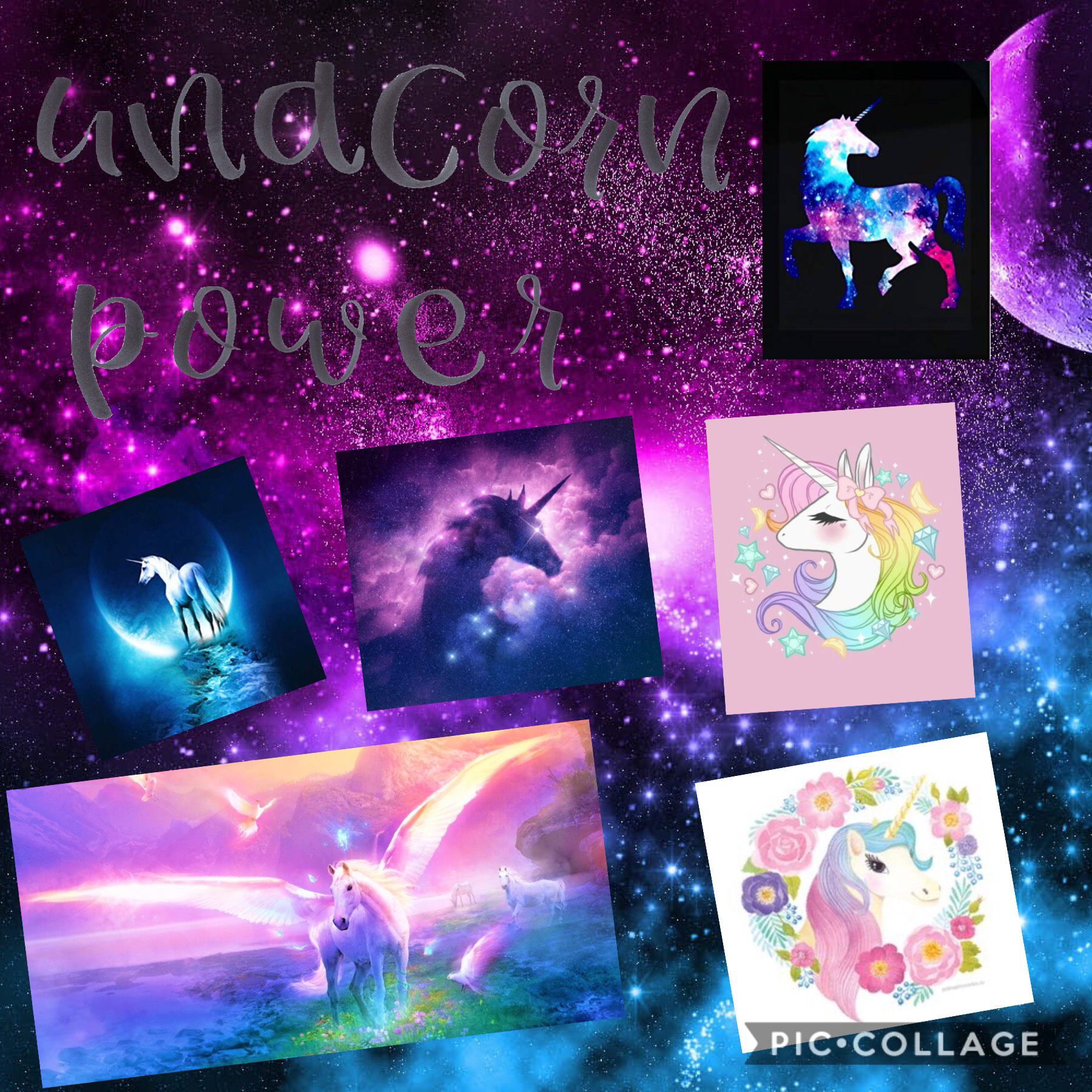 If you like this collage in the comments right #ilovetheseunicorns