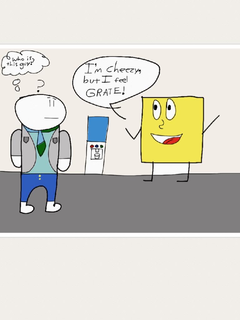 Collage by CartoonAussie