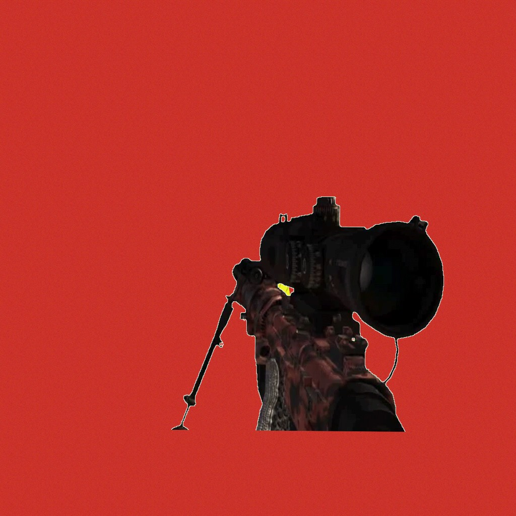 Picaku being sniped