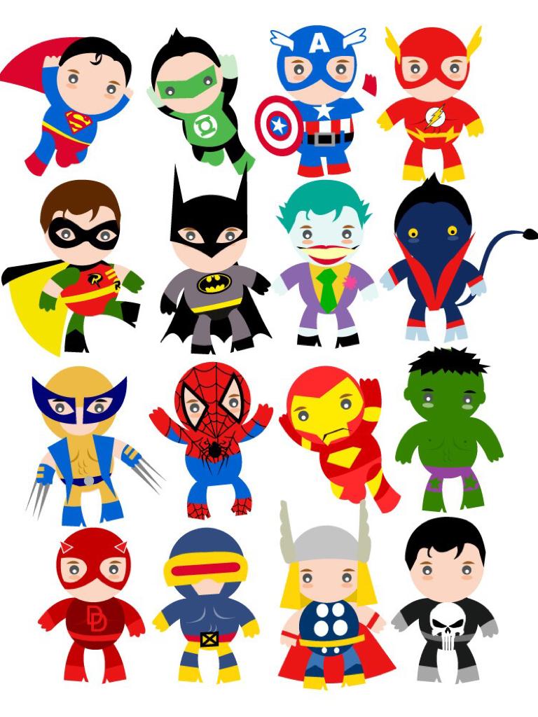 картинки смайлов все супергерои изобилуют откровениями