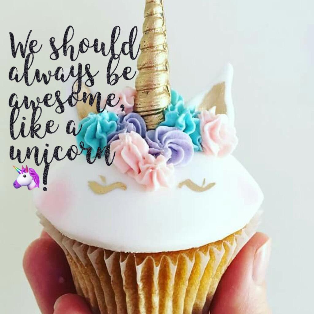 Unicorns rule!