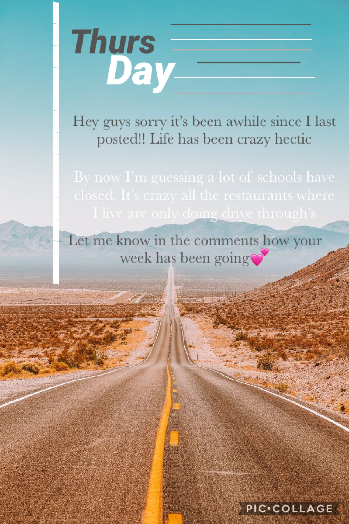 🤍Hey Hey it's SYD sorry about being inactive. Collage filing very soon🙃 Let me know in the comments how your week is going, what you planned for the weekend, Anything. Would love to hear from you guys🤍