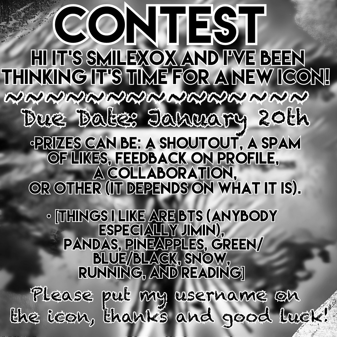 •Tap• •5k Contest! Woot Woot•