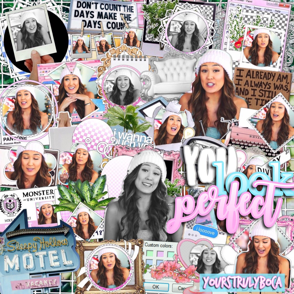 ❤️TAP❤️ Hi guys I'm back💗 I had a amazing vacations with my best friends❣️ I don't really like this edit but I wanted to post something💕💕 Comment if you want to collab💖 Love you guys💞
