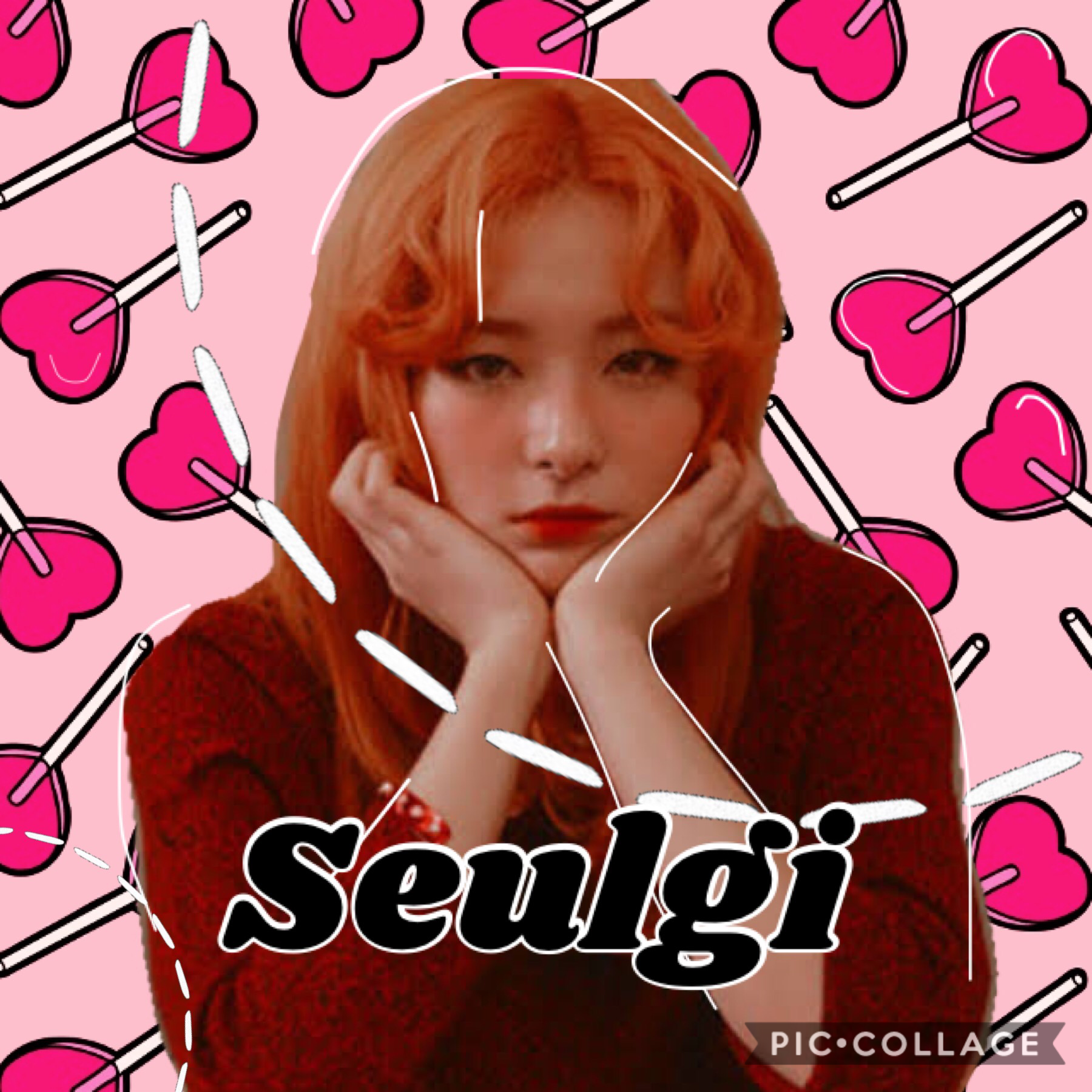 Seulgi edit :3 who's your bias in RV?
