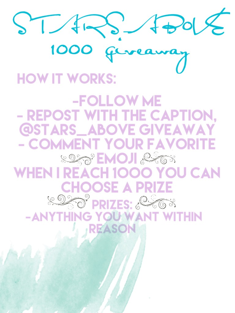 🕑tap🕑 🕚#giveaway!!!🕚 🕛sorry for the simple layout🕛 🕐please enter🕐