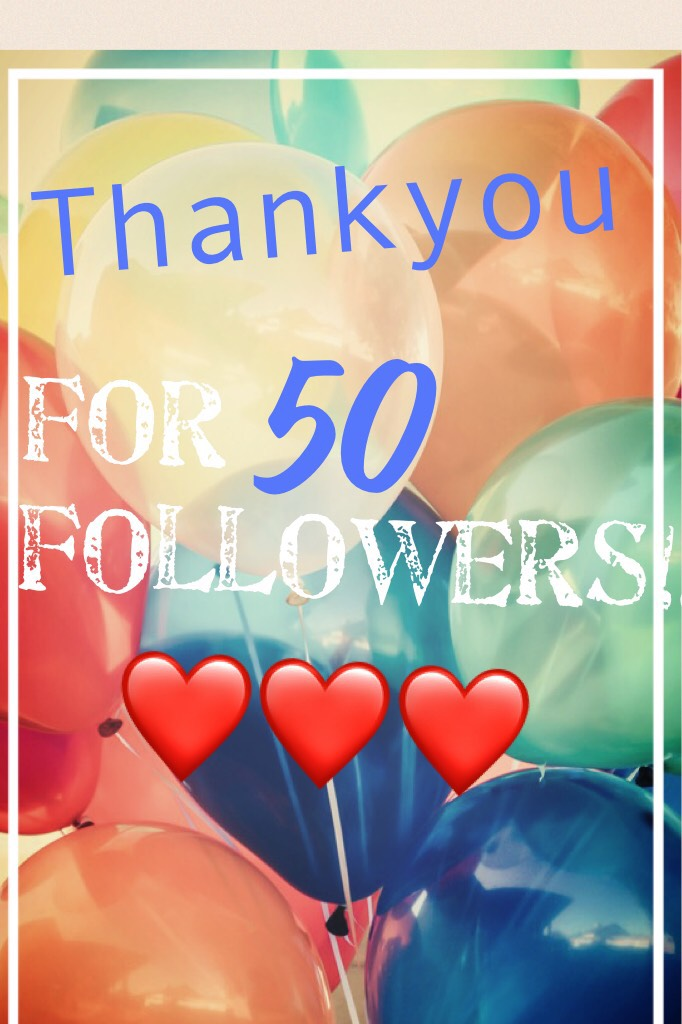 Thankyou so much guys!!!! Ily all!!💕💕