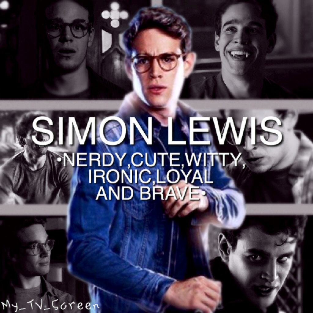 The Mortal Instruments #21.5 Click Here Serious decisions when you can't pick between Simon Lewis And Simin Lovelace, so why not do both👍🏻😂