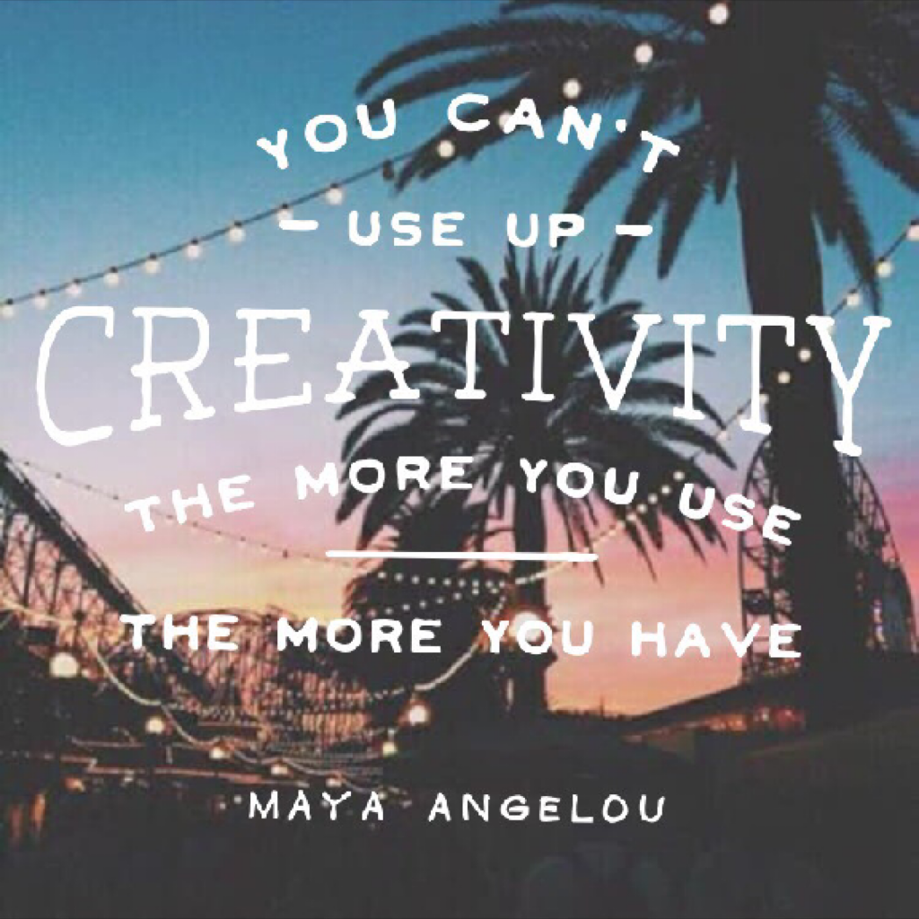 -Creativity-
