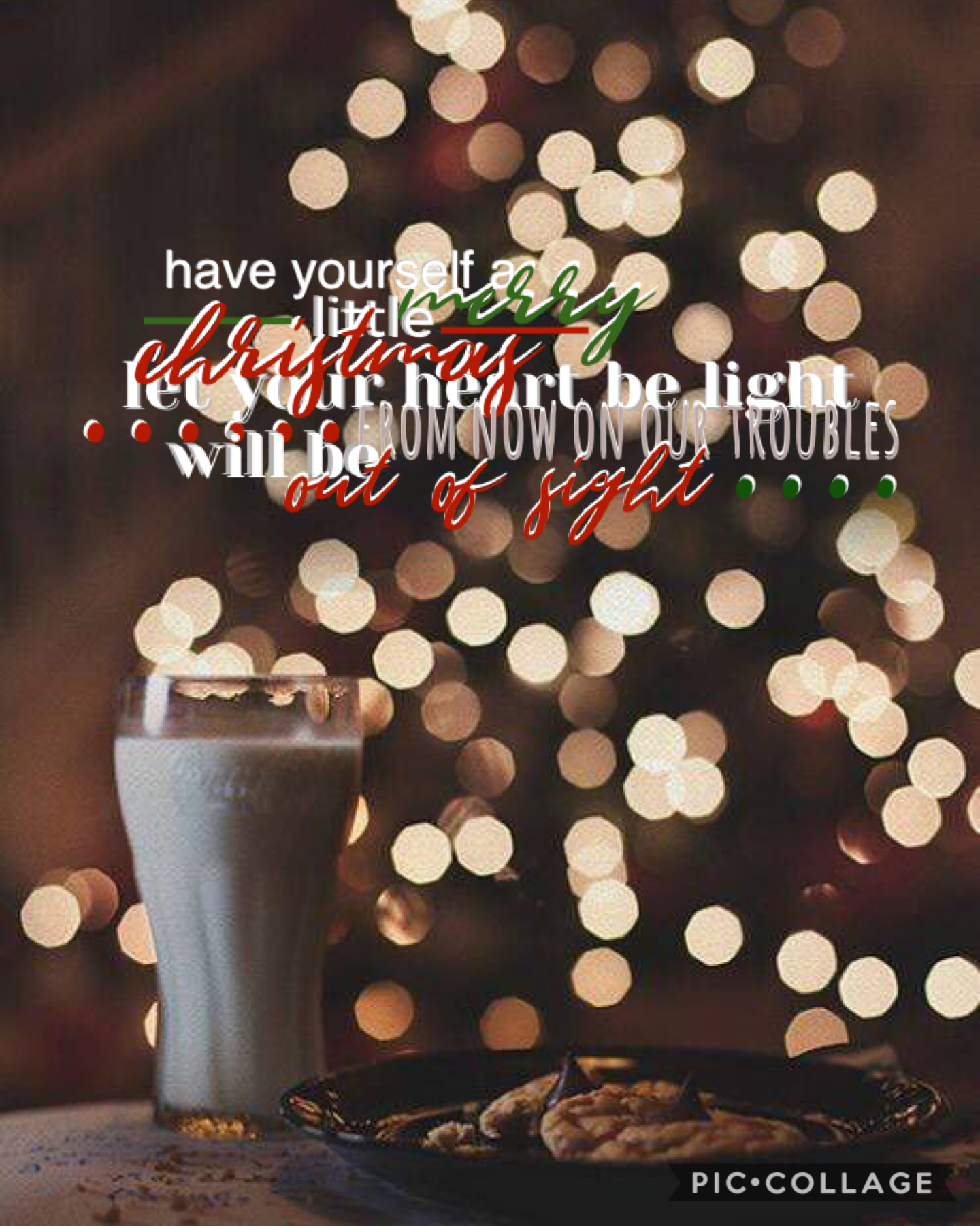 TAPPPPP 🎄🎁 MERRY CHRISTMAS EVEEEEEE i'm posting today cause i prob won't post tmrw lol what does everyone want for christmas? SOTD: have yourself a merry little christmas BY michael bublé