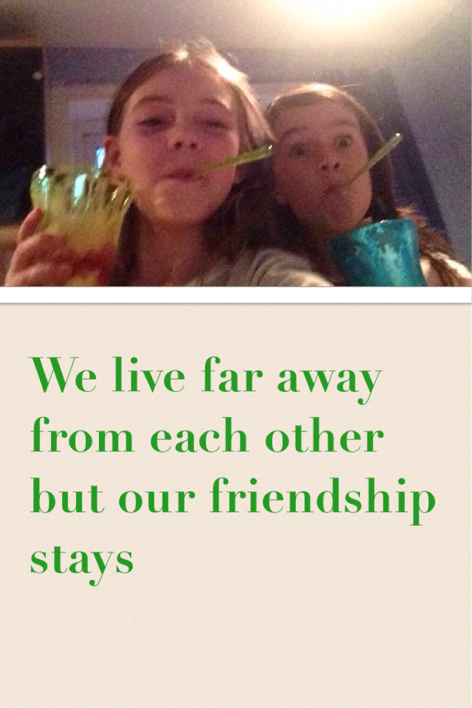 BFF s for life