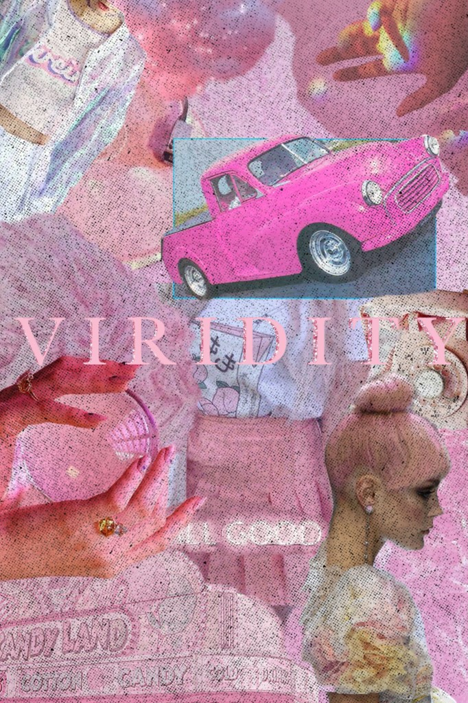 Viridity-Naive innocence Wow daily posting