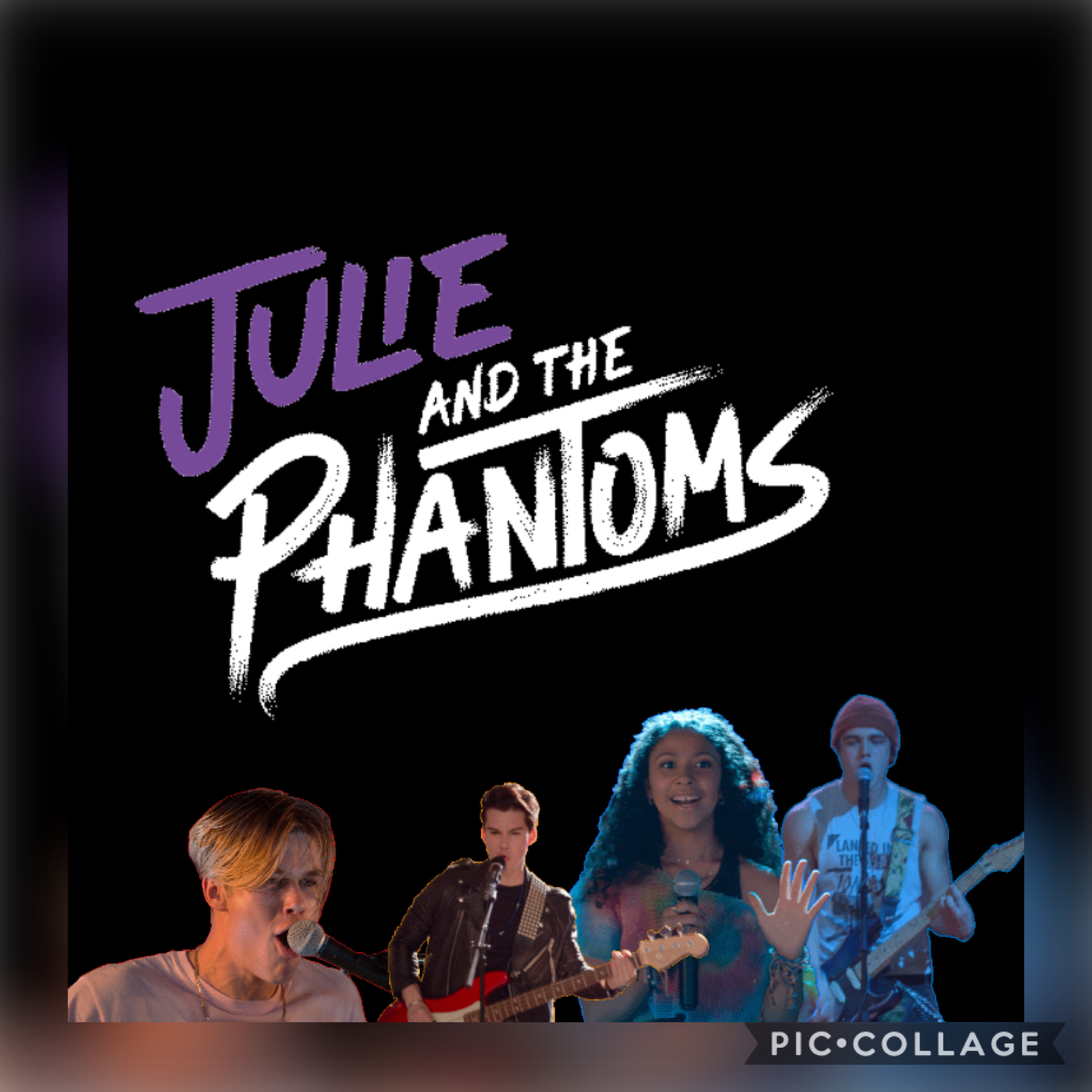 Sorry I've been inactive! But anyways Julie and the Phantoms week starts tmr!!