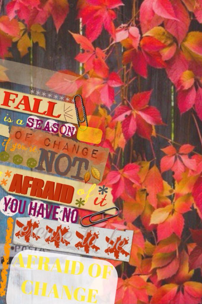 Tap)My quote.#AutumnIsBliss