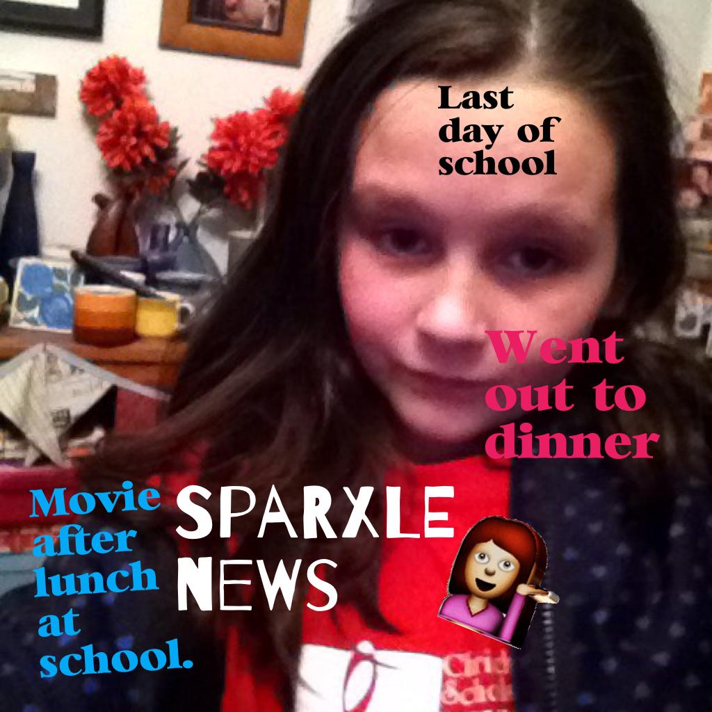 Sparxle news 25/09/2015 😜