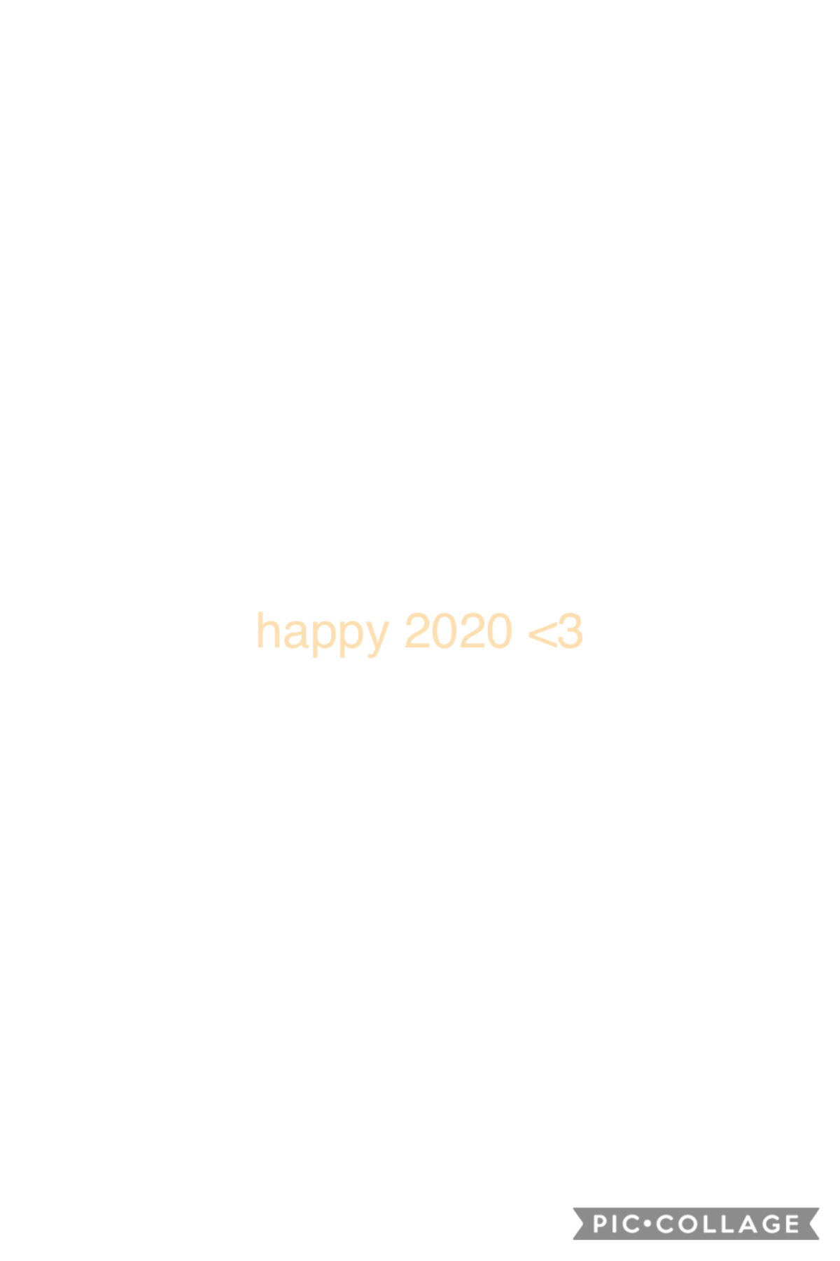 click  I'm a little late but happy 2020!💗😁