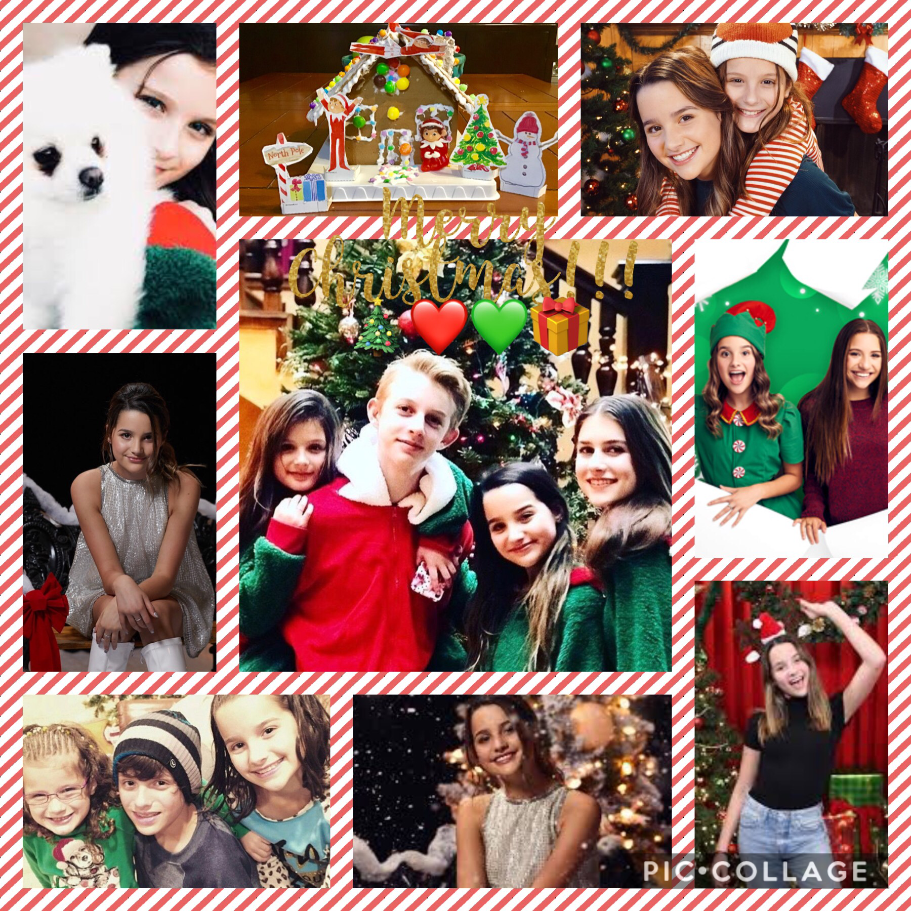 💚🎄Tap🎄💚 MERRY CHRISTMAS EVERYONE!!!!😆🎄🎁❤️💚❤️💚😘 Sry I'm a little late 😅 Thx 4 everything this year! ❤️💚 Also, can we just take a moment to congratulate ANNIE❤️👑 She's accomplished so much this year, she's amazing...ILY SM U ANNIE!!!❤️💚🎄👑🎁😍🥰😇 New Years is n