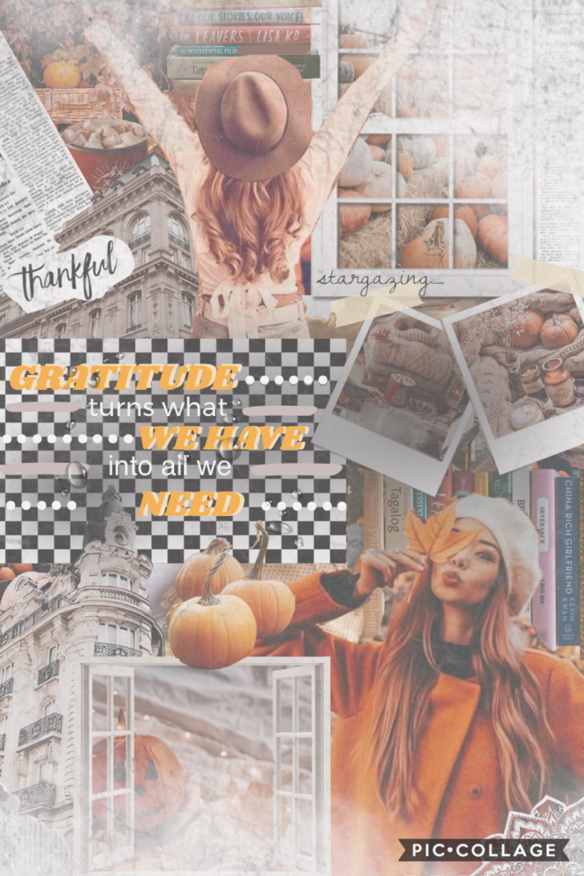 tap 🍂🍁 hey everyone 💥 Actually really proud of this one 🧡 how's life going for you guys? QOTD: fav fruit? AOTD: 🍊 or 🍒