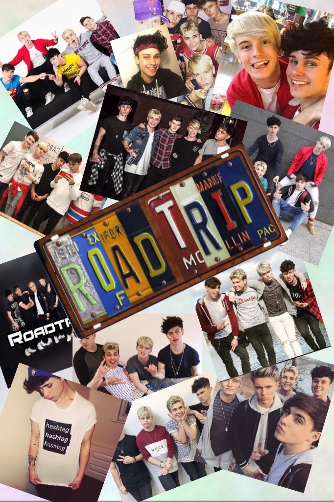 Roadtrip4ever ❤️