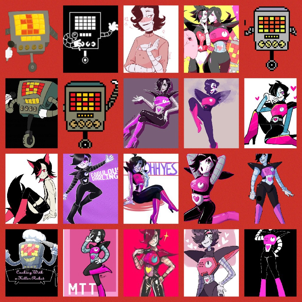 Mettaton is awesome