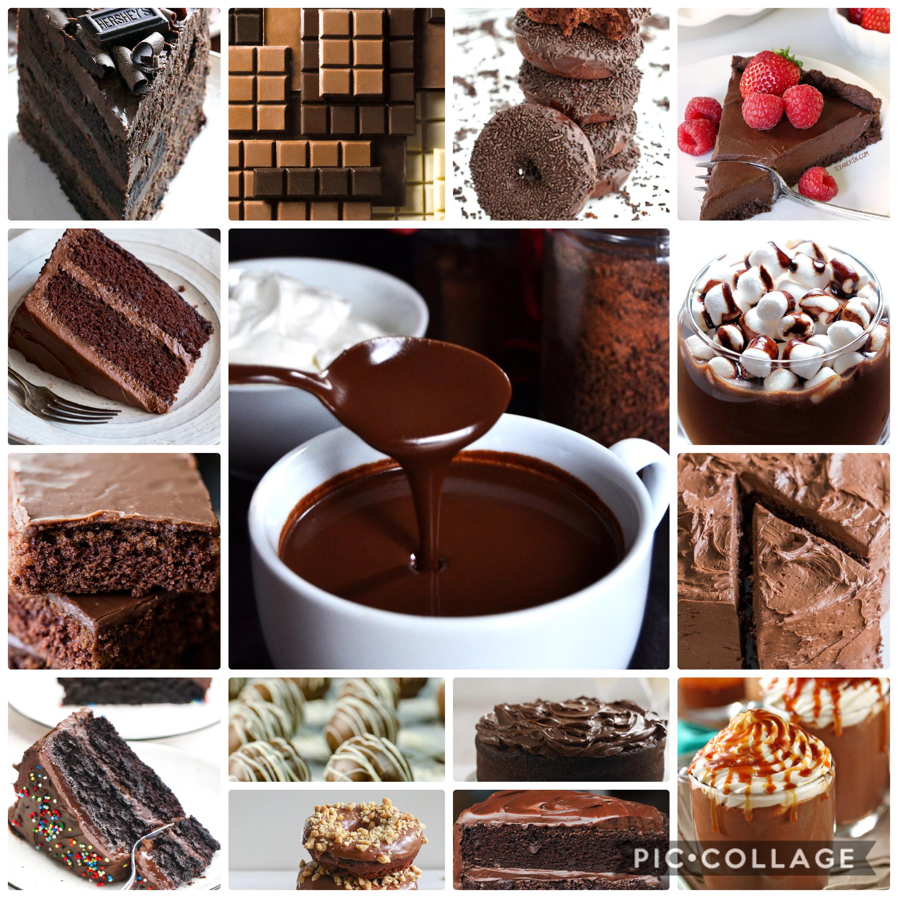 Do you like chocolate 🍫