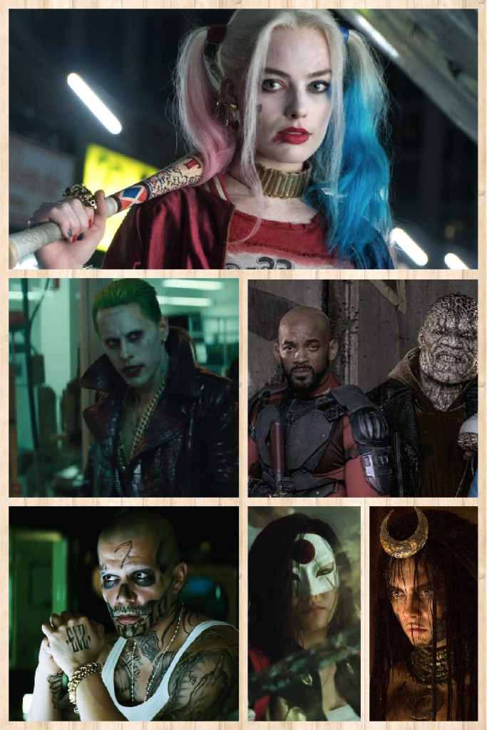 💕I love suicide squad💕
