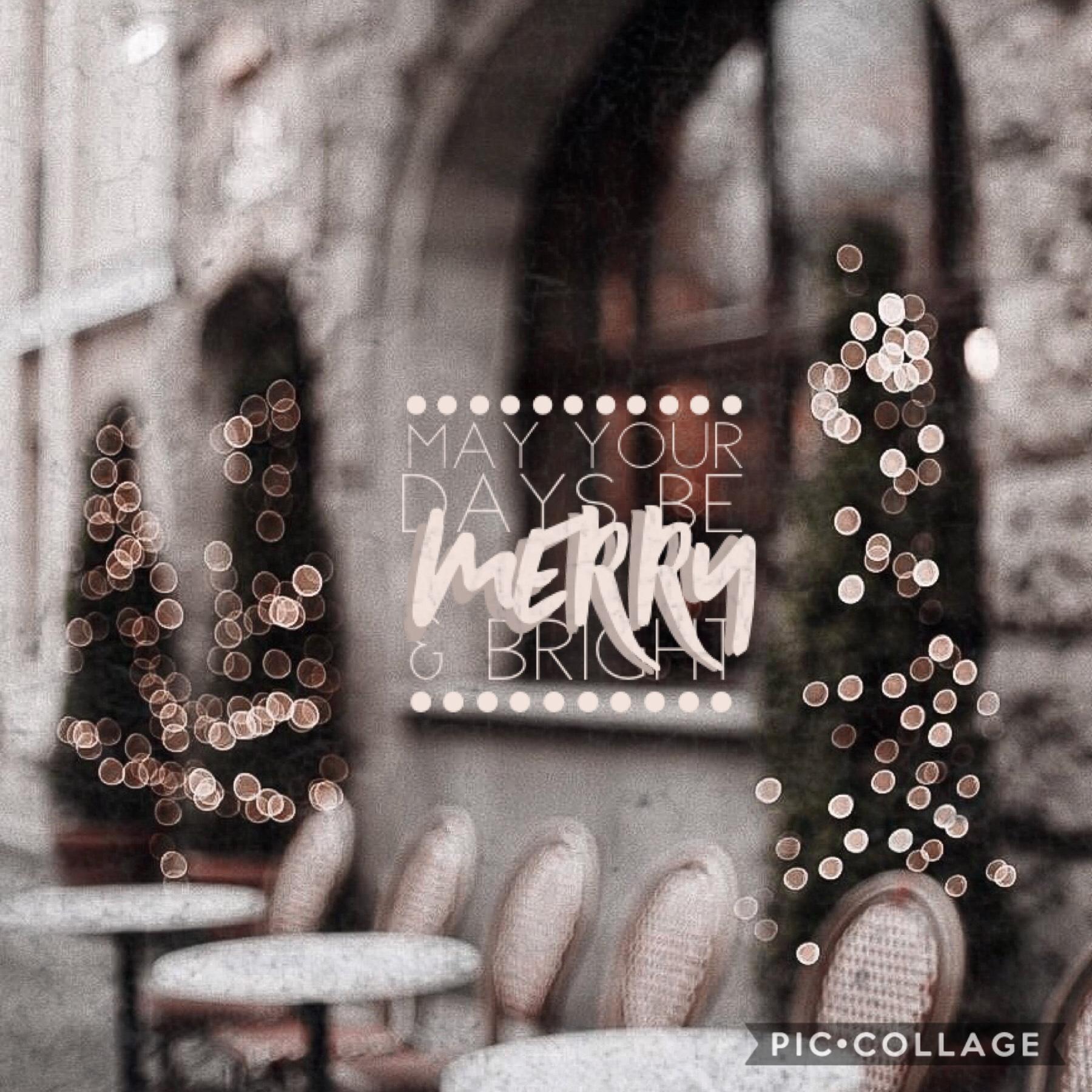 Merry Christmas (eve!) 🎄