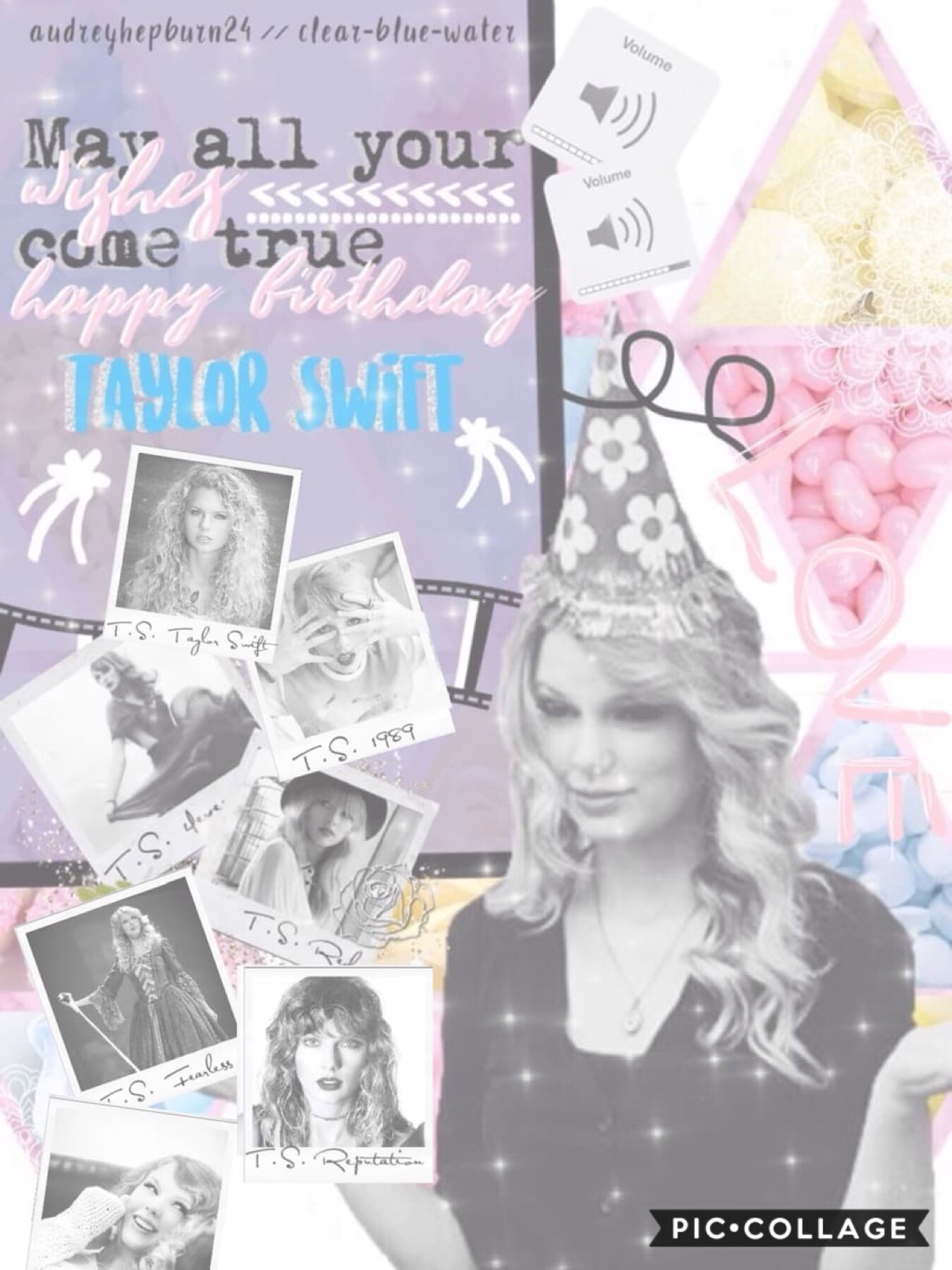 Is is so sad we were supposed to post this on Taylor's B-day but then Stella left 😭