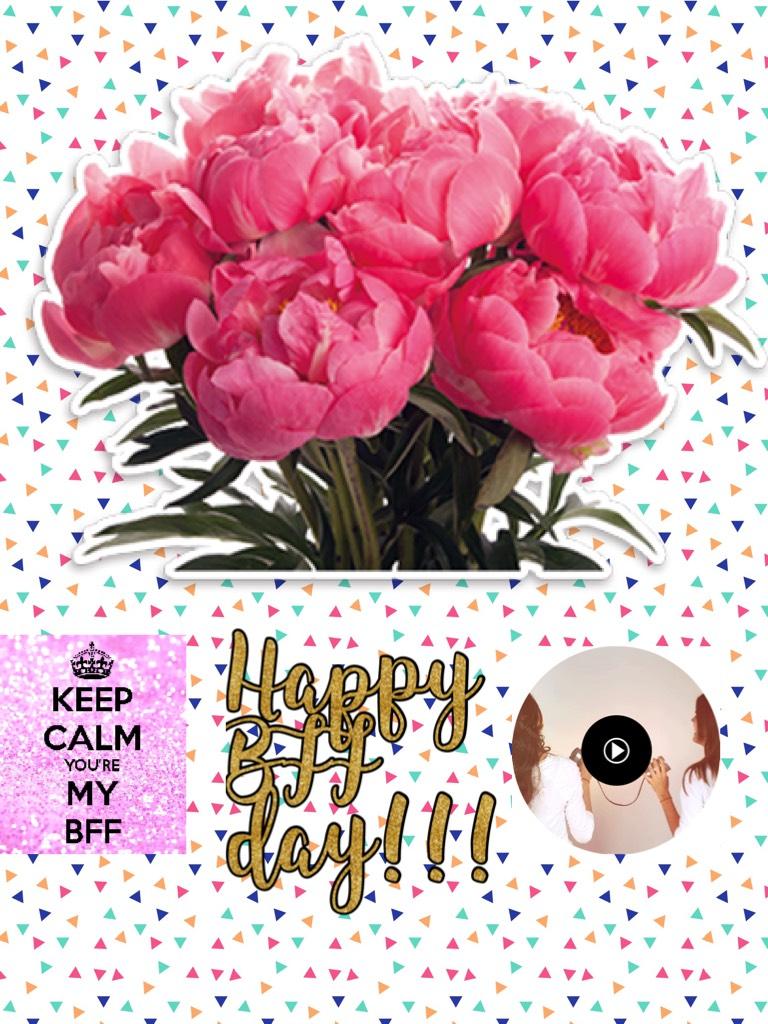 Happy BFF day!!!
