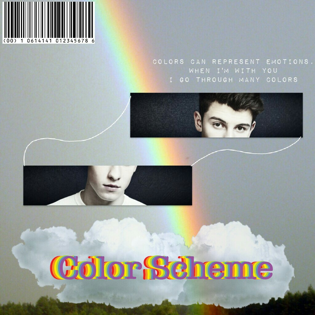 tap My made up album for Shawn Mendes: Color Scheme for D1amond's contest hope you guys like it