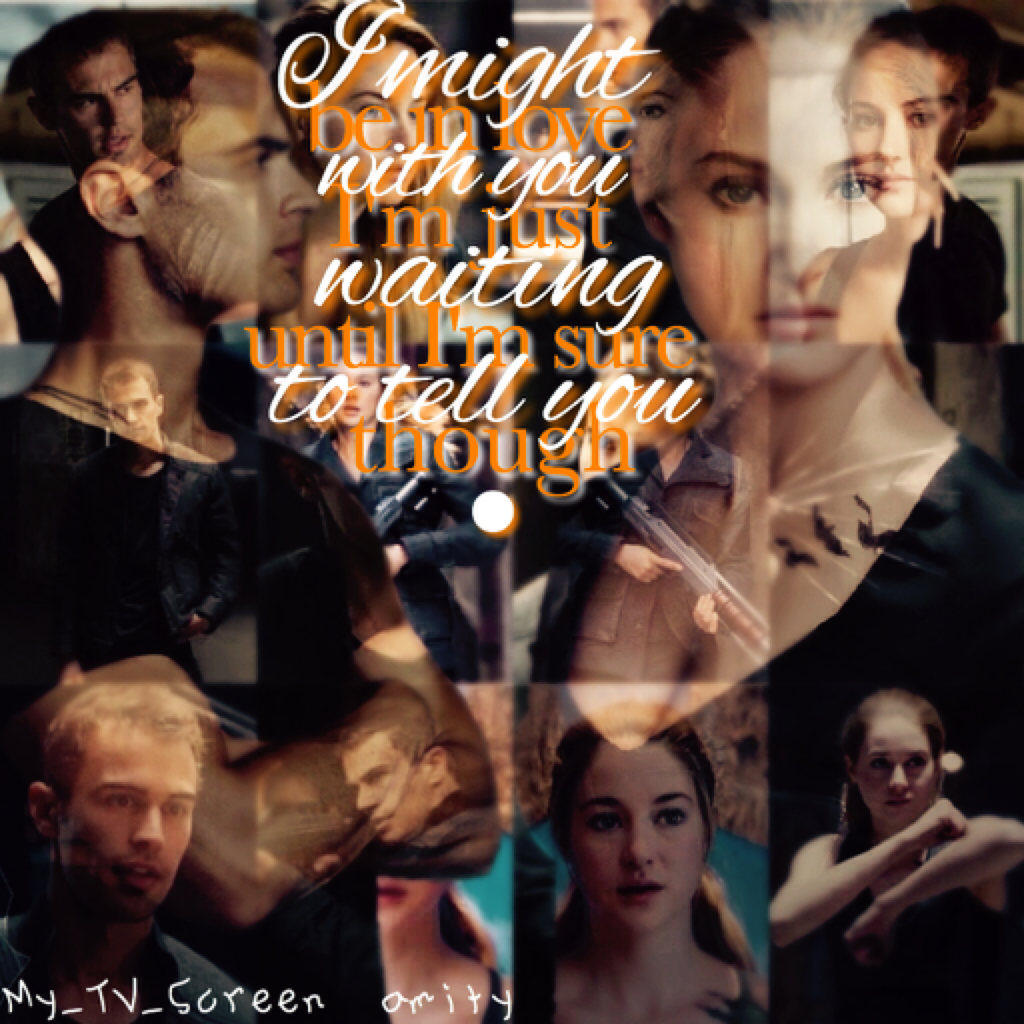 Divergent #22 Click Here You know those moments when you really over think a collage, yeah this was one of those moments, dam it feels like a mind game looking at it-ouch my brain hurts😂😂-that saying totally reminded me of Caspar Lee brain freeze😂😂