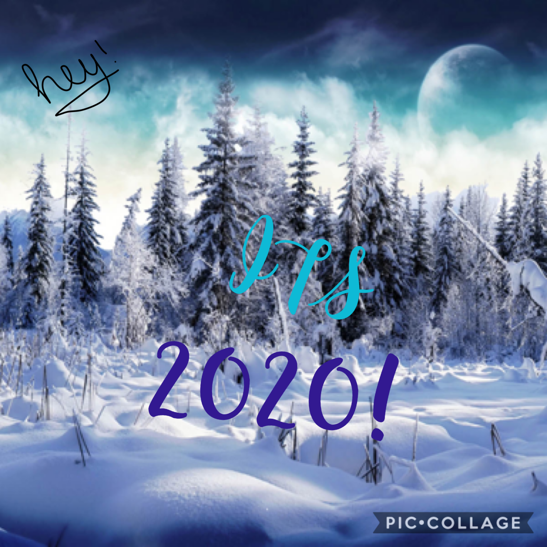 hey y'all i'm back sorry for being gone so long! HAPPY 2020!