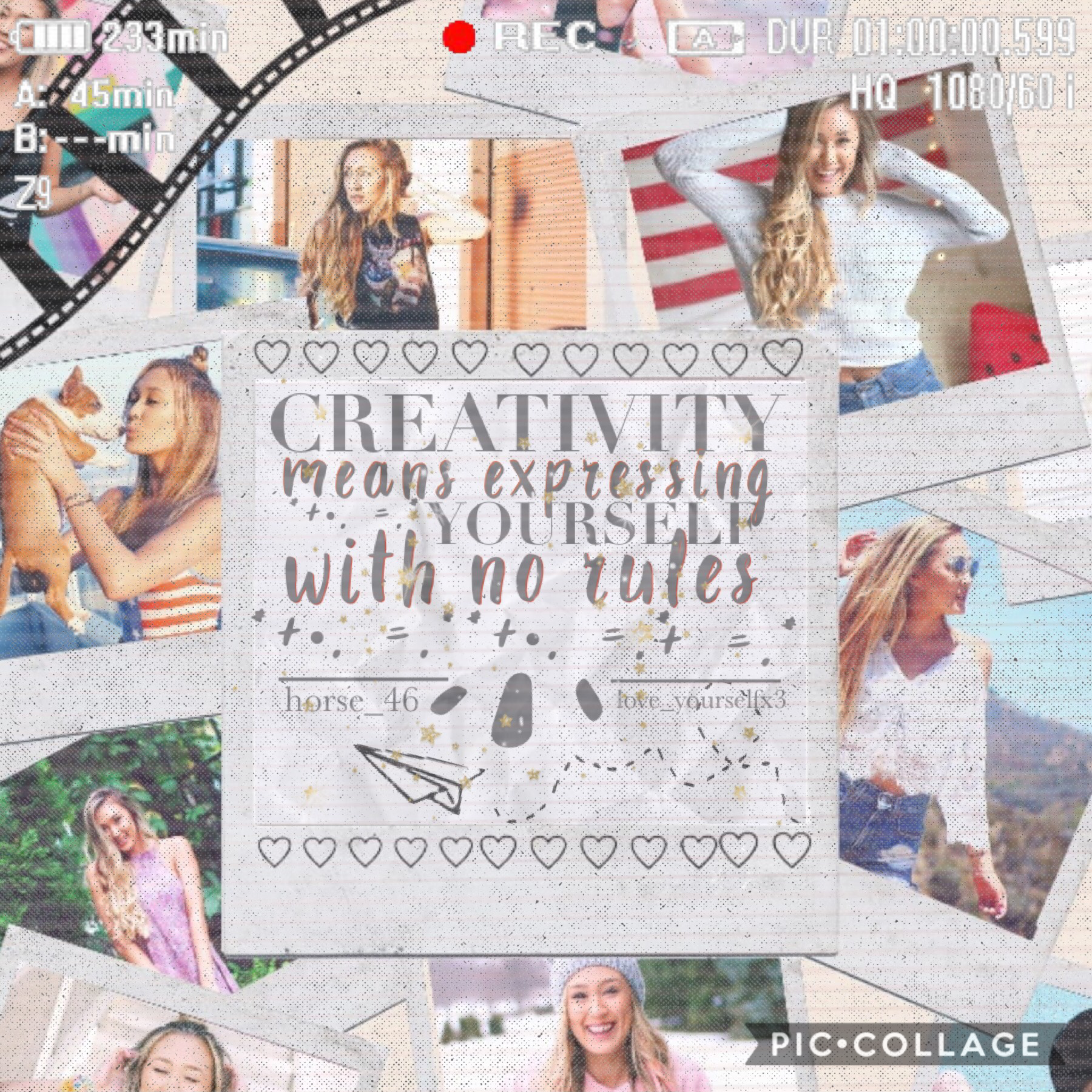 Collab with horse_46! (Tap!!!)  I'm not v happy with my collages lately so I might be more inactive :pp also if you have any backgrounds pls remix hemm I'll give credit if I use them x  qotd: books or movies?