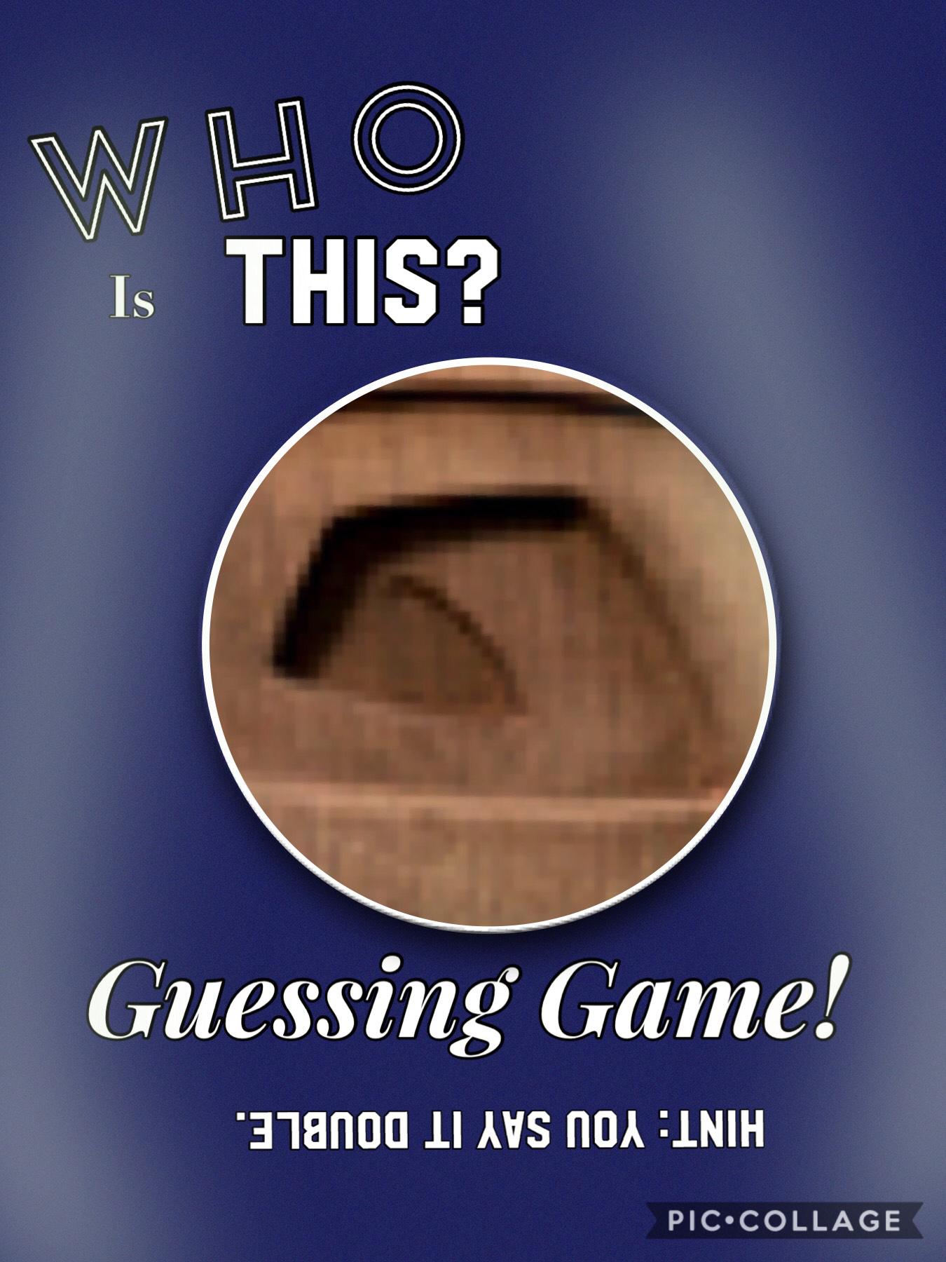 #guessingGame!