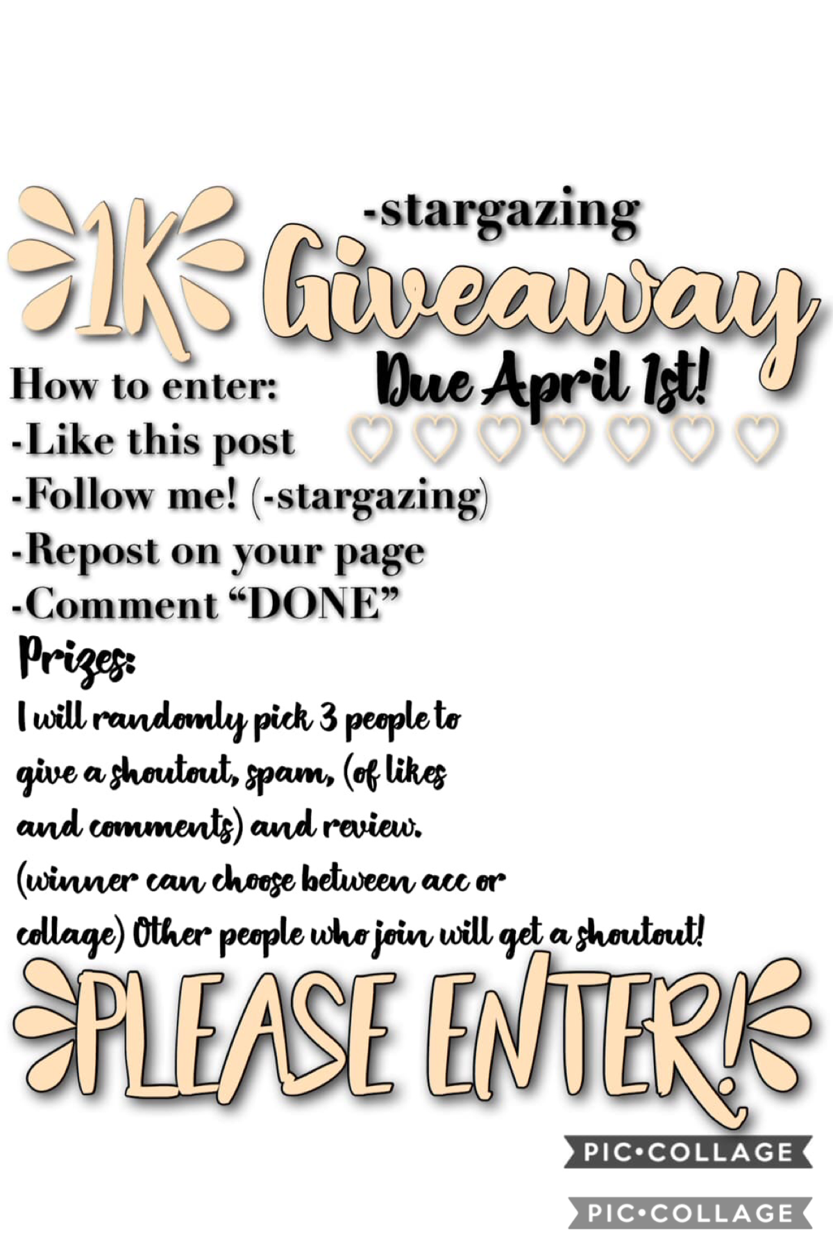 for -stargazing's giveaway! dont join lol