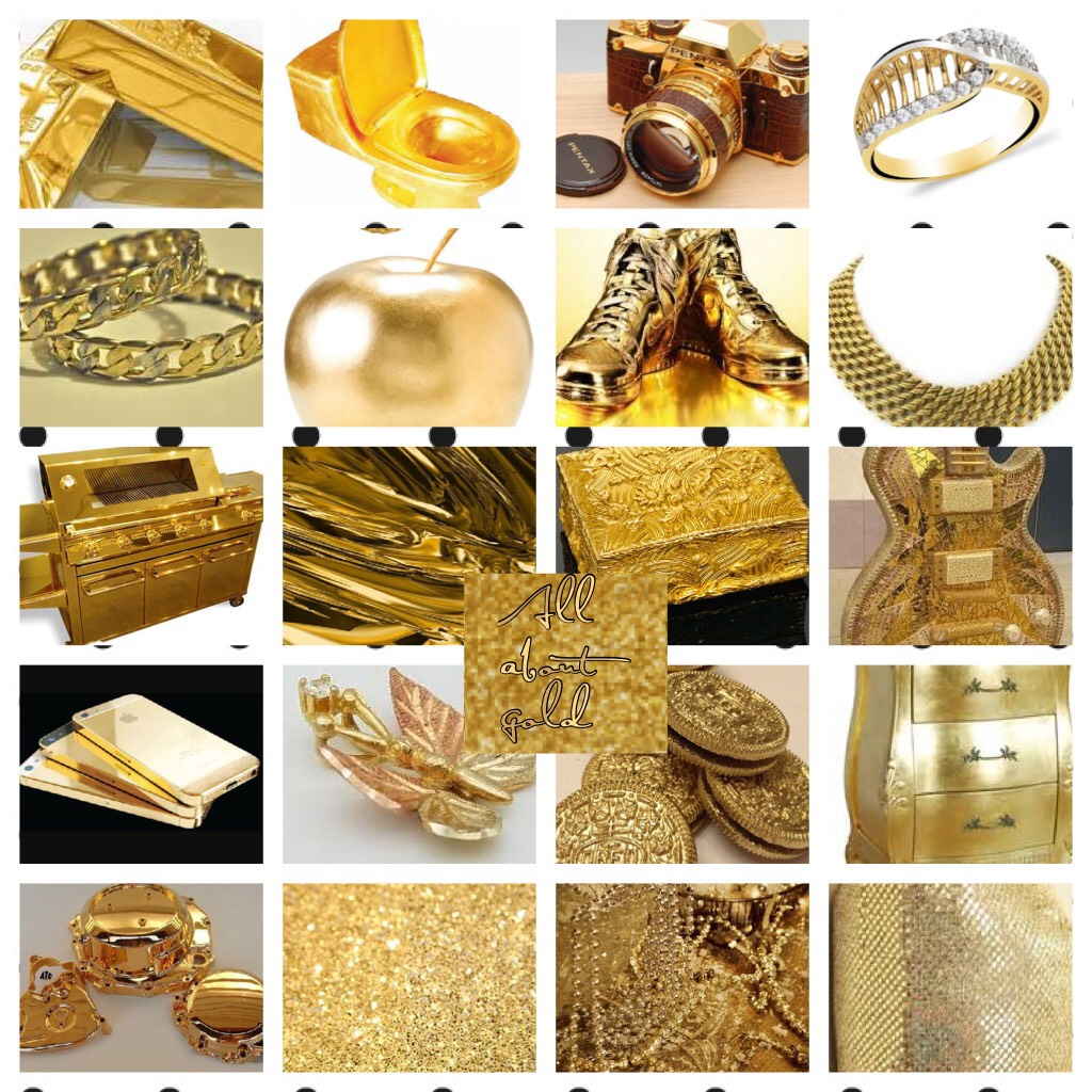 All about gold