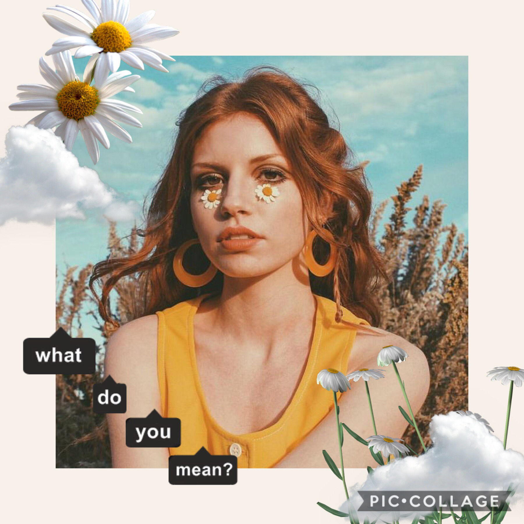 t a p  🌼d a s i e s 🌼  This one was really quick but I decided to post it anyway seen as it fit my theme 💫💕