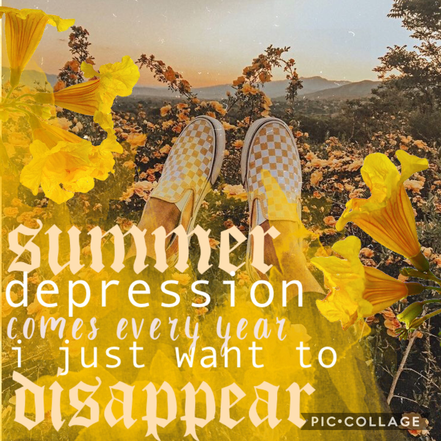 🌻summer depression🌻 by Girl In Red