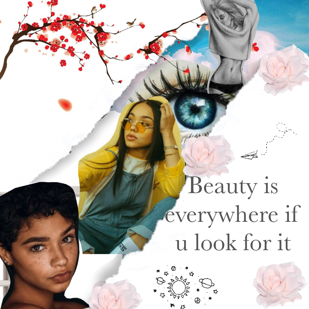 Beauty is everywhere if u look for it