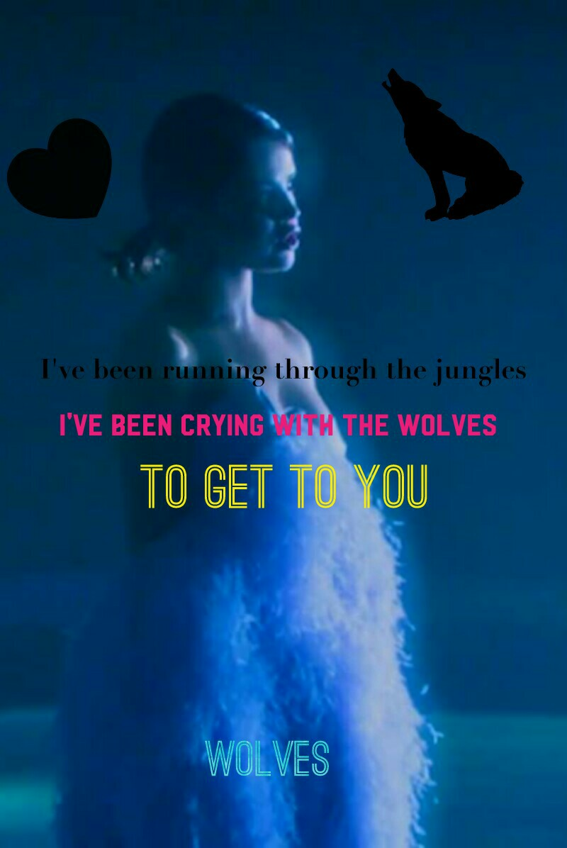 "(TAP) ""Wolves"" Like If You Like This Song💜 Ft Selena Gomez💖👑🌼"