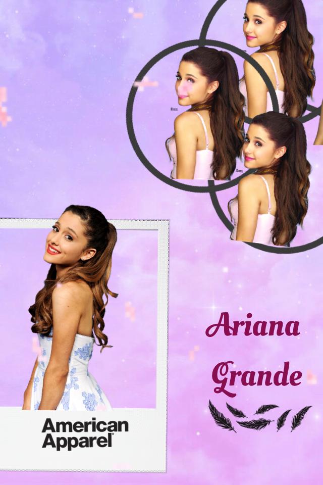 Ariana grande 💗