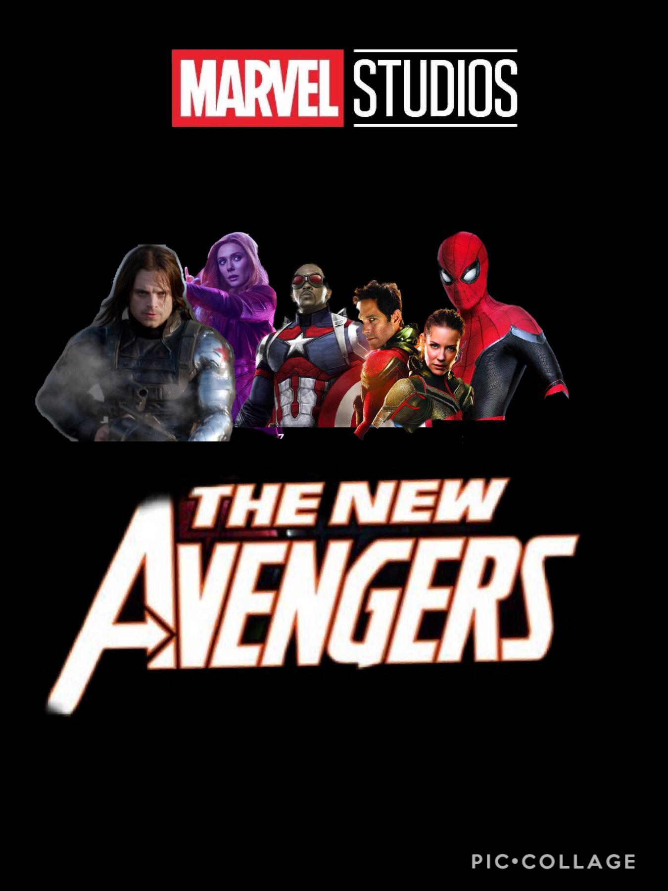 The New Avengers Movíe