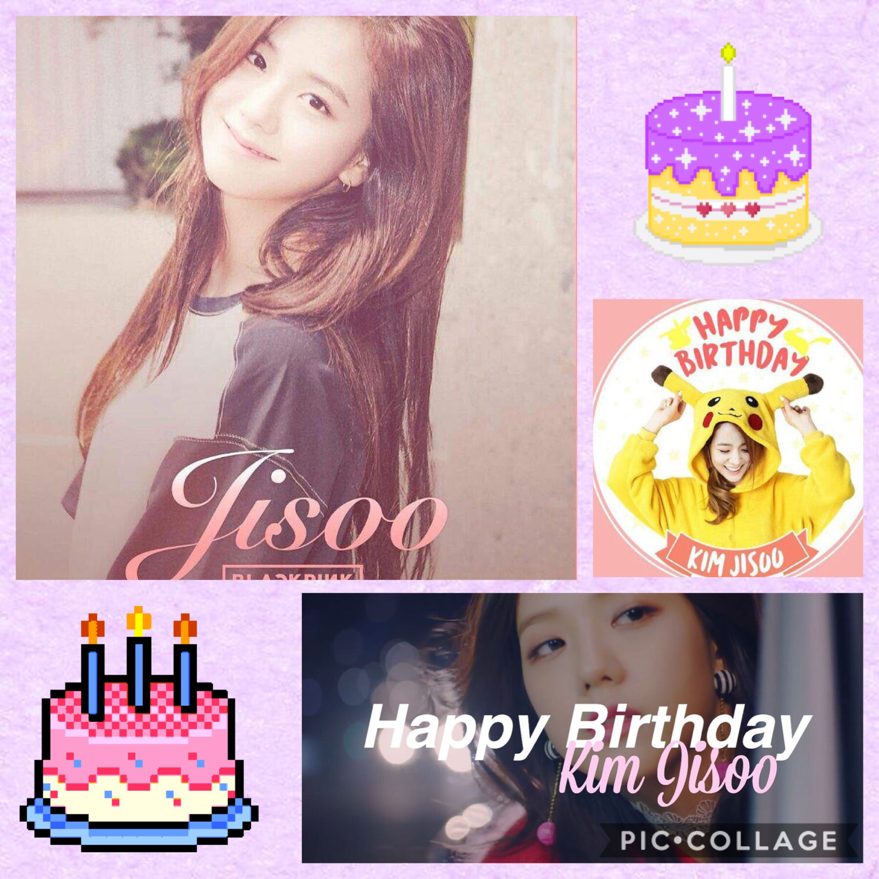 Like if you wish KIM JISOO happy birthday. Love ya Jisoo