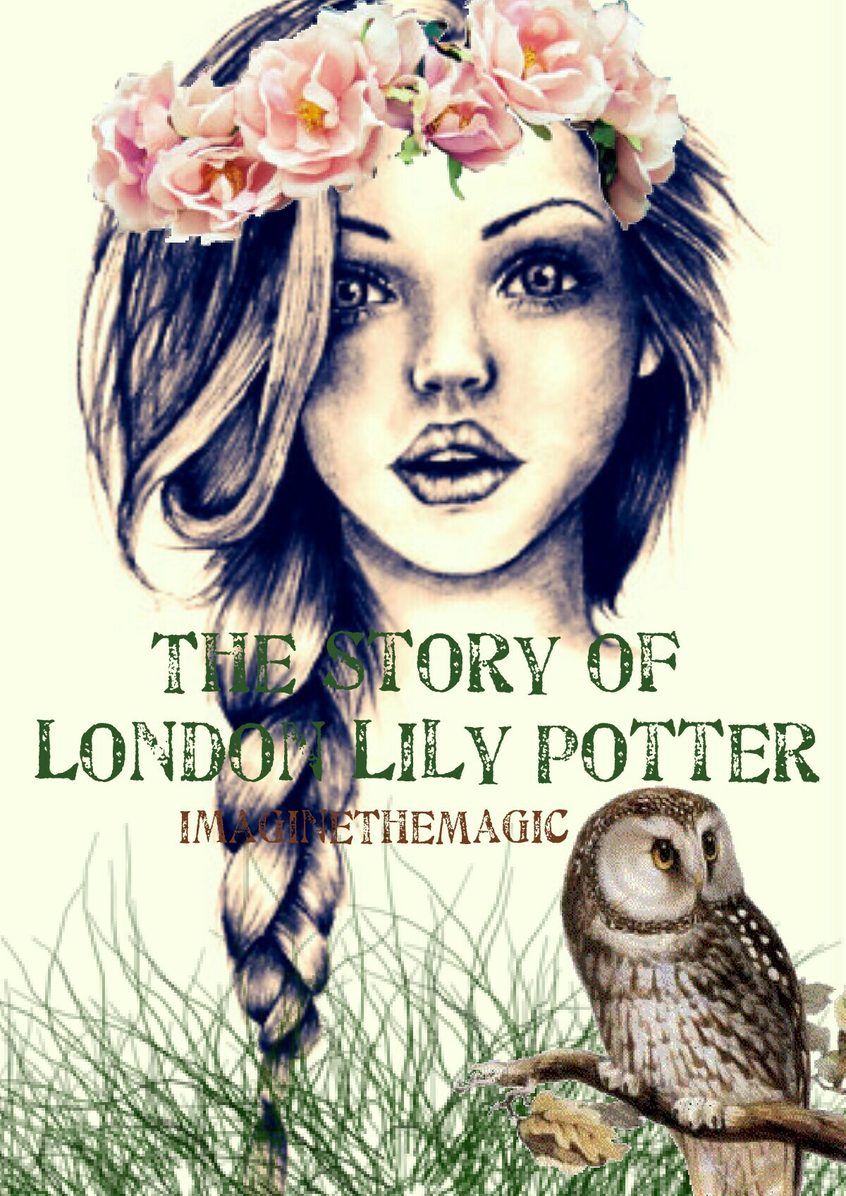 The Story of  London Lily Potter. Another Wattpad story written by yours truly! it's about Harry Potter's sister and her adventures at Hogwarts!